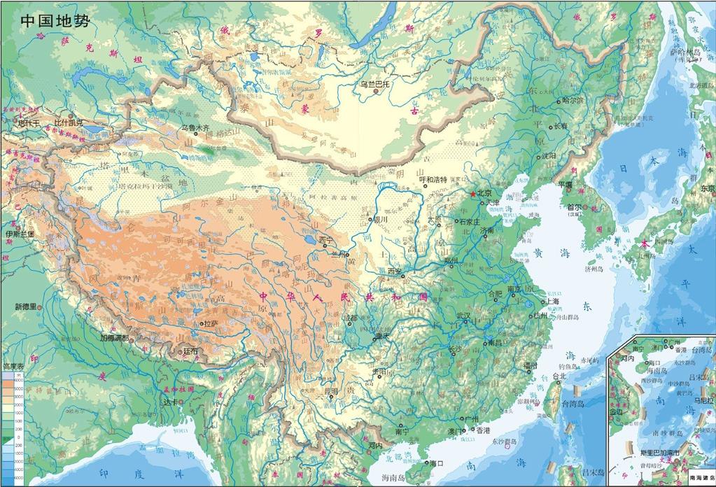 怎么才能学好高中地理?好的学习方法全在这里