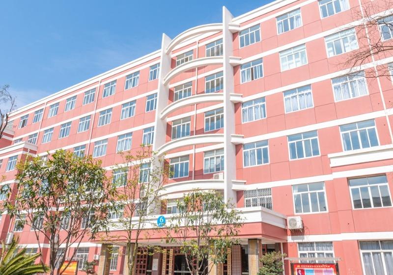 第六教学楼