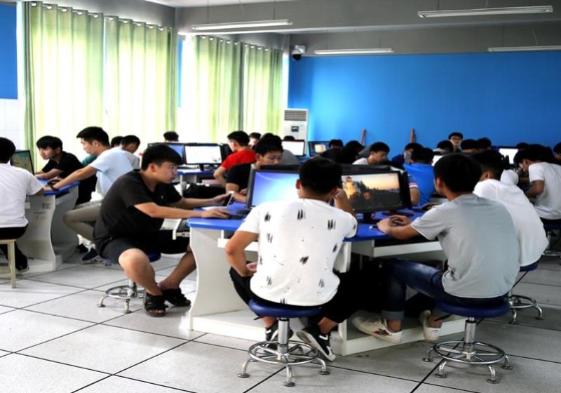 计算机网络专业机房