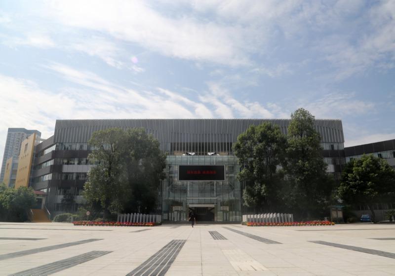 教学楼远景