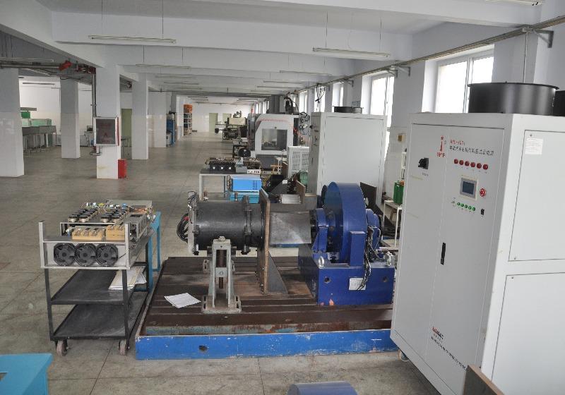 机电实训室二楼