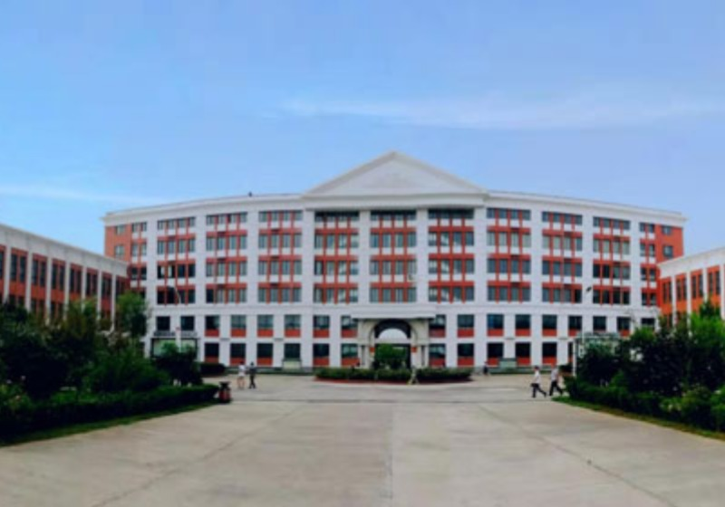学院精美建筑