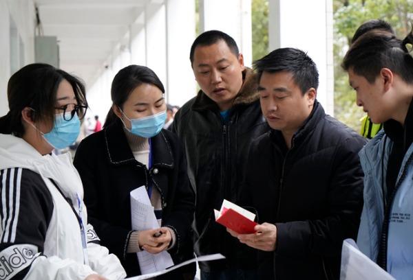 我校圆满完成2020年四川省高职扩招专项招生考试工作