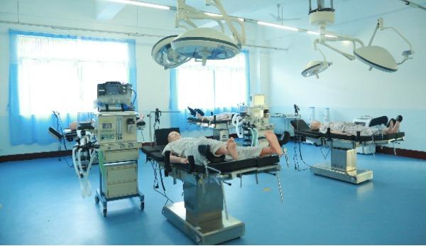 护理设备教室