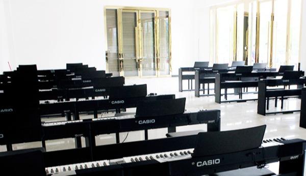 琴房实训室