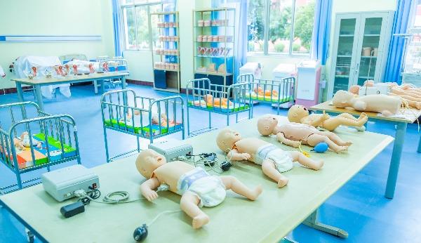 护理设备实训室