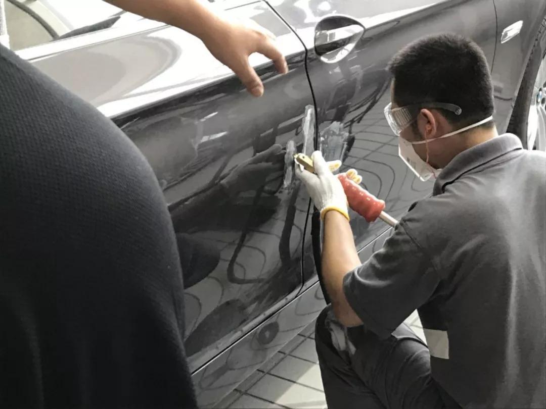 汽车车身修复